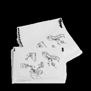 DATACARD KIT DE LIMPIEZA SP75 Pack de Tarjetas de Limpieza paquete de 10 tarjetas para Laminador o Módulo de Laminación