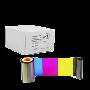 RIBBON MATICA COLOR XID YMCK-UV