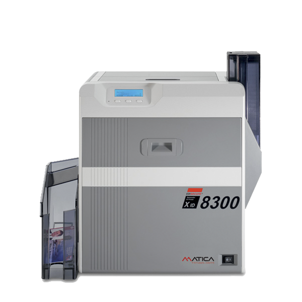 Impresora Matica Xid 8300 Dual Side Usb - IDMayorista. Venta de Impresoras de credenciales en México