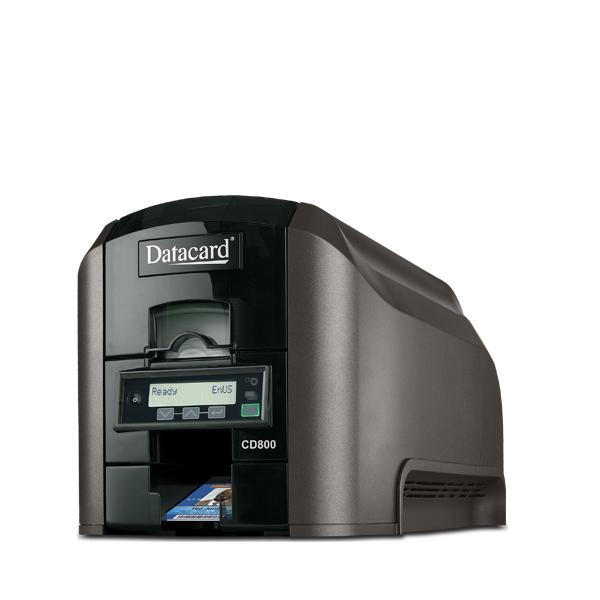 Datacard Cd800 Simplex – IDMayorista. Venta de Impresoras de credenciales en México