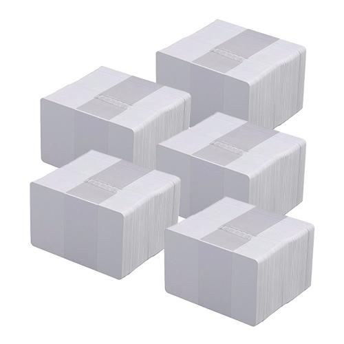 Tarjeta PVC Blanco .030″ – IDMayorista. Venta de Impresoras de credenciales en México