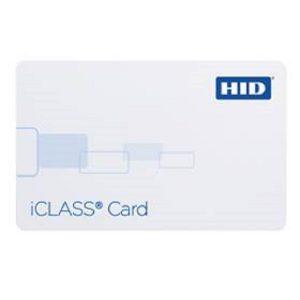 Tarjeta de proximidad HID ICLASS - IDMayorista. Venta de Impresoras de credenciales en México