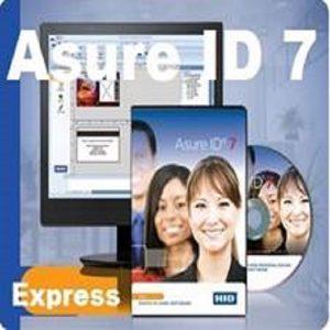 Asure ID 7 Express - IDMayorista. Venta de Impresoras de credenciales en México