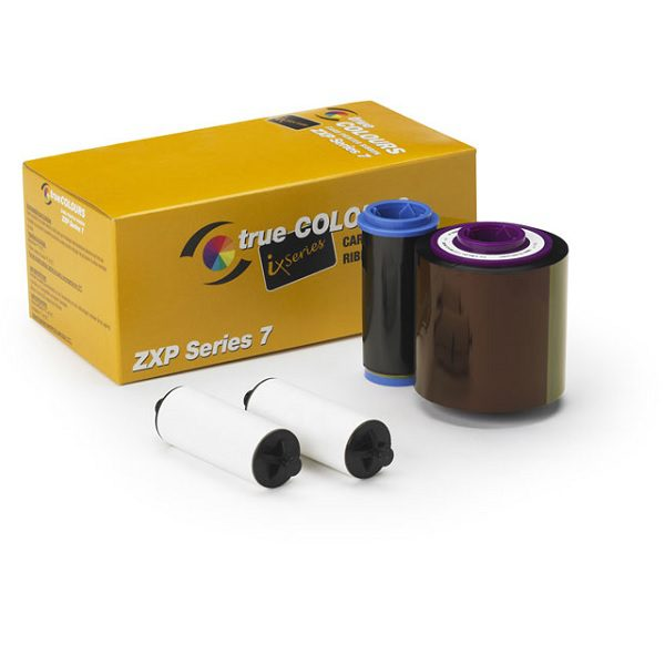 Ribbon Laminador para Zebra ZXP Series 7 - IDMayorista. Venta de Impresoras de credenciales en México